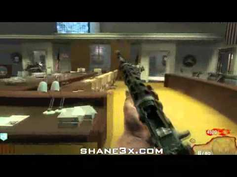 Call of Duty: Black Ops - Pentagon Thief / Hands Off The Merchandise Achievement Solo Five Guide