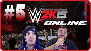 getlinkyoutube.com-WWE 2K15 : BOTTE DA ORBI ! w/Bstaaard [CO-OP]