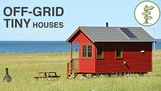 getlinkyoutube.com-Tiny House Tour at Stunning Waterfront Off-Grid Resort - Domaine Floravie