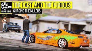 getlinkyoutube.com-Grand Theft Auto 5 - The Fast and the Furious - Chasing the Killers