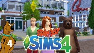 getlinkyoutube.com-The Sims 4 Scooby Doo - (Part 4) แดฟนี่กับธุรกิจหรรษา Bakery!