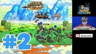 getlinkyoutube.com-Heavy Sword #2 - Let's Play Mobile Games!