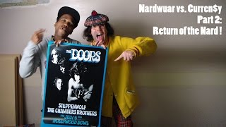 Nardwuar vs. Curren$y part. 2