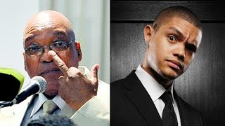 "getlinkyoutube.com-Jacob Zuma - Speech Funny Compilation with Trevor Noah ""Cunt ry"""