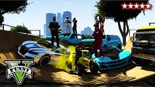 getlinkyoutube.com-GTA 5 Making Money - Awesome New Races & Mission - Grand Theft Auto 5