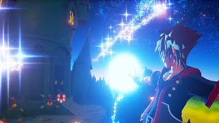 getlinkyoutube.com-Kingdom Hearts 3 NEW GAMEPLAY! 5 Minutes of Kingdom Hearts III Gameplay Trailers!