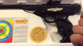 getlinkyoutube.com-Unboxing Pistola Condor Cal.7