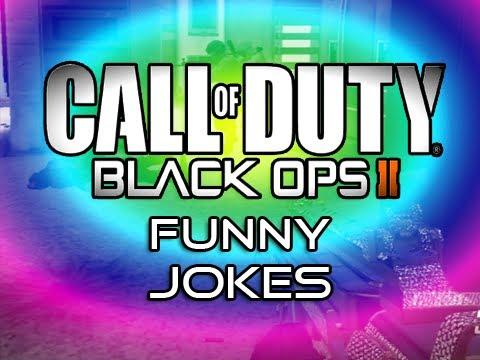 Black Ops 2 - Funny Jokes (Funny Fail and Herpes!)