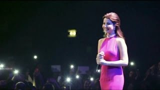 getlinkyoutube.com-Nancy Ajram - Ma Tegi Hena - Live in Paris