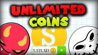 getlinkyoutube.com-How to get Unlimited Coins , Levels on Agar.io?