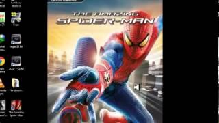 شرح تحميل وتثبيت لعبة The Amazing Spider-Man 2012
