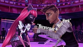 getlinkyoutube.com-Monster High I Bienvenue à Boo York Lyrics I Façon Eva Timone