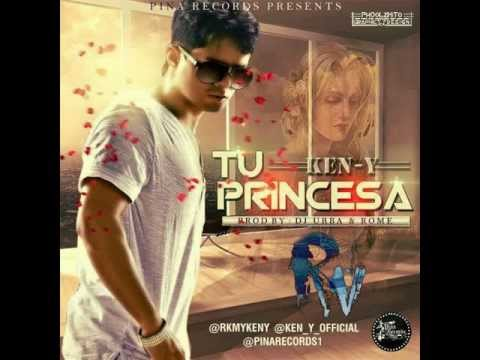 PRINCESA KEN-Y FT FARRUKO 2013
