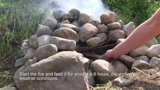 getlinkyoutube.com-Simple Outdoor Sauna - TUTORIAL