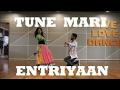 TUNE MAARI ENTRIYAAN# EASY WEDDING COUPLE DANCE# SHADI CHOREO# RITUS DANCE STUDIO SURAT.