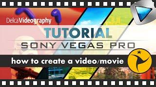 getlinkyoutube.com-TUTORIAL: CÓMO crear y editar vídeos con Sony Vegas Pro 10, 11, 12 y 13  para principiantes