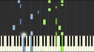 getlinkyoutube.com-糸/中島みゆき(ピアノソロ中級)【楽譜公開中】 Miyuki Nakajima - Ito
