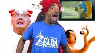 getlinkyoutube.com-NINTENDO SWITCH!!! PREPARE TO GET YOUR MIND BLOWN!!! AMAZING ZELDA BREATH OF THE WILD THEORY!!!