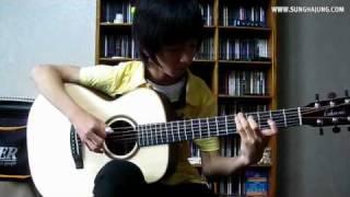 getlinkyoutube.com-(Metallica) Nothing Else Matters - Sungha Jung