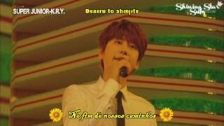 getlinkyoutube.com-[LIVE] Super Junior K.R.Y - Himawari no Yakusoku - Legendado [PT-BR/ROM]
