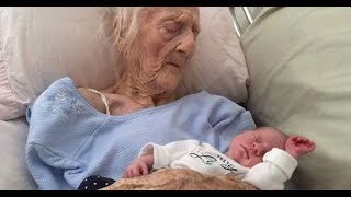 getlinkyoutube.com-A 101 YEARS OLD WOMAN GAVE BIRTH TO A BABY BOY? APRIL 27, 2016