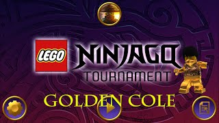 getlinkyoutube.com-Ninjago Tournament App Episode 27: Golden Cole