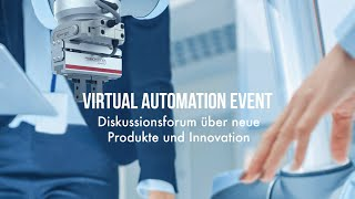 Click to view Europe Virtual Automation Event: Roundtable Discussion - DE