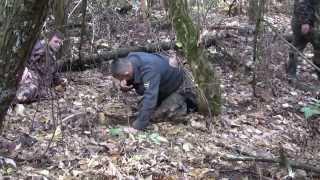 getlinkyoutube.com-Охота на барсука.