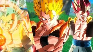 getlinkyoutube.com-Dragon Ball Xenoverse(PC): Creating GOGETA SSJ [SSG][SSGSS] as Character Guide [MOD]
