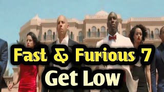 getlinkyoutube.com-Fast & Furious 7 Soundtrack Get Low