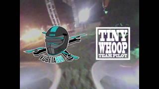 TinyWhoop Drone in Monster Energy's Doonies 3 Camp