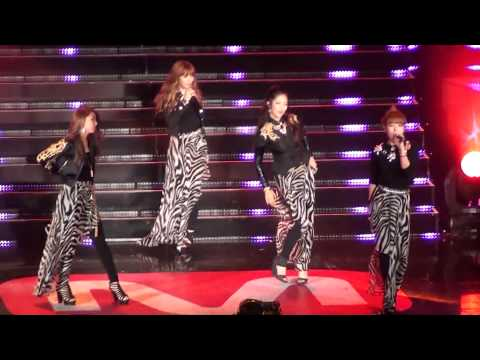 4 minute volume up kcon 2012