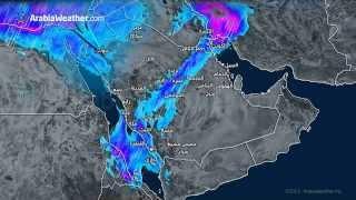 getlinkyoutube.com-ArabiaWeather.com - الثلوج تلامس شمال السعودية و عودة مرتقبة للأمطار