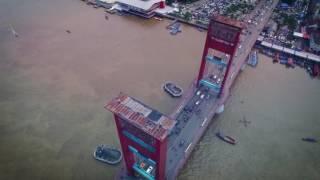 Wajah Baru Kota Palembang