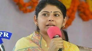 getlinkyoutube.com-Smitha Sabharwal inspirational speech in karimnagar