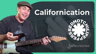 getlinkyoutube.com-How to play Californication by Red Hot Chili Peppers - Guitar Lesson Tutorial (ST-362)