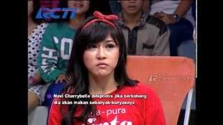 getlinkyoutube.com-Novi Cherrybelle Ternyata Makannya Banyak Yaah - dahSyat 11 Mei 2014