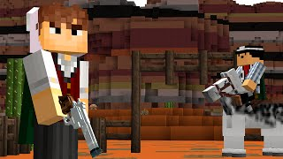 COWBOY ADVENTURE! Westerado (Interactive Roleplaying) Minecraft #1