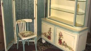 getlinkyoutube.com-Нежная спальня в стиле прованс - Удачный проект - Интер