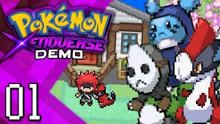Pokemon Xenoverse Demo ITA - Parte 01 - Shulong, Shyleon o Trishout ?