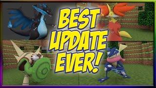 getlinkyoutube.com-Pixelmon Update Trailer FIRST REACTION! GEN 6 STARTERS! MEGA EVOLUTION CONFIRMED! GYARADOS REMAKE!