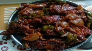 getlinkyoutube.com-chilli chicken dry recipe restaurant style | how to make chilli chicken dry at home by Gkumar