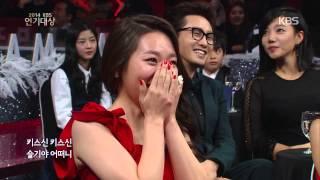 getlinkyoutube.com-[HIT] KBS 연기대상-축하공연 - 배우들이 꾸미는 렛잇비.20141231