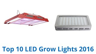 getlinkyoutube.com-10 Best LED Grow Lights 2016