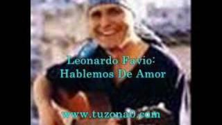 getlinkyoutube.com-Leonardo Favio  -  Hablemos De Amor