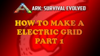 getlinkyoutube.com-HOW TO MAKE A ELECTRIC GRID PART 1
