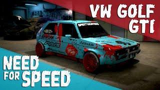 getlinkyoutube.com-Need for Speed 2015 [PS4] VW Golf GTI Customization