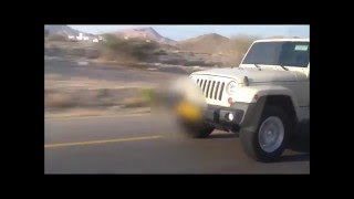 getlinkyoutube.com-2012 Jeep Wrangler vs 2010 Toyota FJ Cruiser