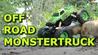 getlinkyoutube.com-OFF ROAD MONSTER TRUCK Rock Crawler RADIO CONTROL AWESOME!