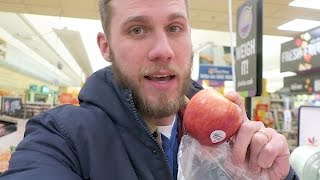 CF HUSBAND FACES GROCERY SHOPPING CHALLENGES! (1.16.17)